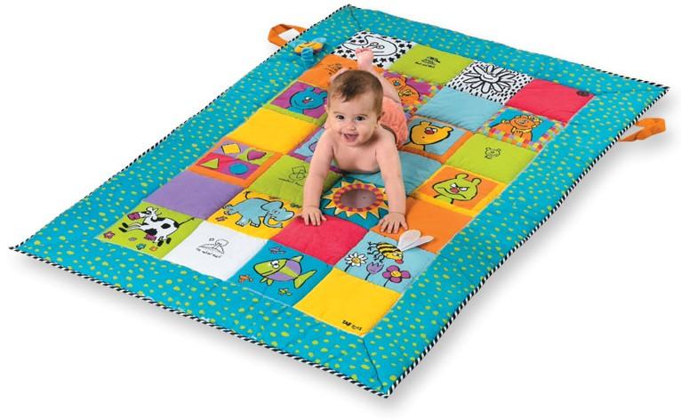 Развивающий коврик своими руками для детей 2-3